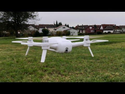 Die BESTE Einsteiger Drohne!? - Yuneec Breeze Review