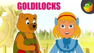 Goldilocks | Fairy Tales | Tamil Stories for Kids