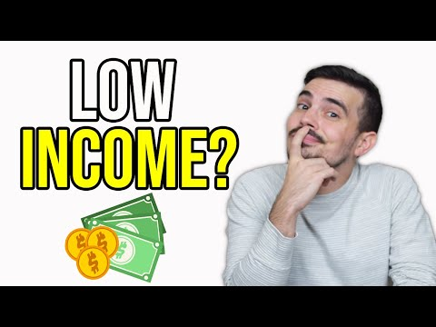 How To Save Money On A Low Income