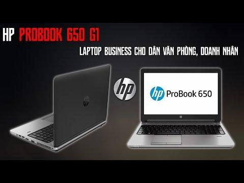 Đánh Giá Chất Lượng Laptop HP Probook 650 G1 Rẻ Và Khoẻ - YouTube