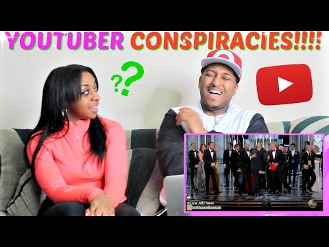 "Shane Dawson ""YOUTUBER CONSPIRACY THEORIES & MANDELA EFFECTS"" REACTION!!!"