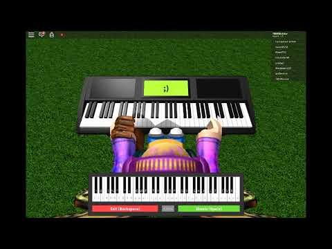 Crab Rave Roblox Piano Sheet Youtube