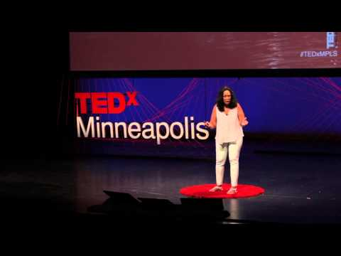 Sex Trafficking in Your Back Yard | Vednita Carter | TEDxMinneapolis