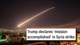 US, UK, and France Attack Syria Due To Alleged Chemical Weapons Attack.  What Really Happened?