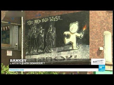 L'artiste Banksy Enfin Démasqué!