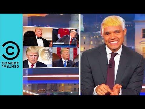 Trevor Noah's Spot On Donald Trump Impressions | The Daily Show thumbnail