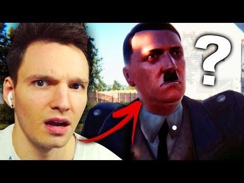 MEIN NACHBAR IST HITLA !! - Who Is This Man | Danny Jesden