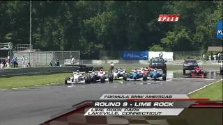 Formula BMW Lime Rock Recap - Speed TV