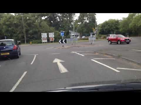 Hayling Island - Real Time Drive