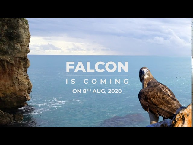 Get Ready GOA, Falcon is Coming!