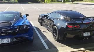 2020 Lamborghini Huracan Evo hard acceleration; Supercars accelerating