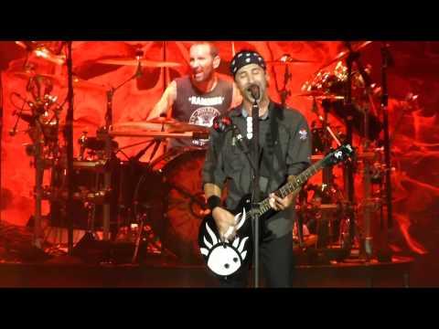 """""""What's Next"""" Godsmack@Susquehanna Bank Center Camden, NJ 8/26/14 Uproar Festival"""