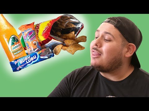 MEXICAN Snacks [Part 2] | Mexican Survival Guide