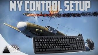 War Thunder - My Control Setup