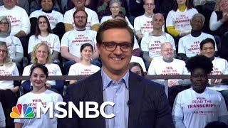Chris Hayes: Yes, Read The Transcript! | All In | MSNBC