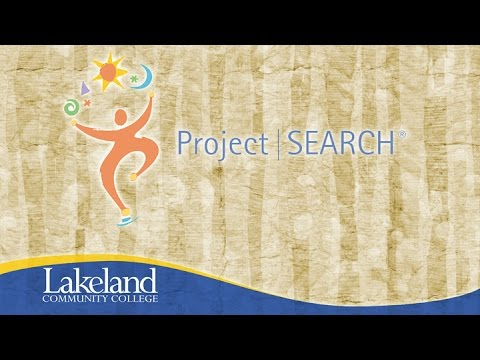 Project SEARCH at Lakeland Community College