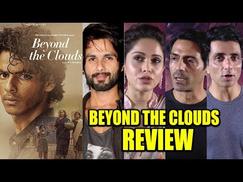 Bollywood Celebs AMAZING Reactions On Beyond the Clouds Movie | Ishaan Khattar, Majid Majidi