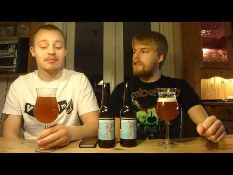 TMOH - Beer Review 898#: Fanø Batch 400 Imperial Vestkyst
