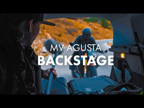 Mv Agusta: Behind the scenes. Timelab Pro.