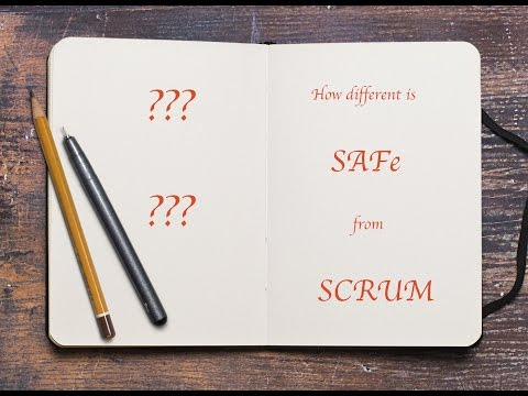How different is SAFe from Scrum