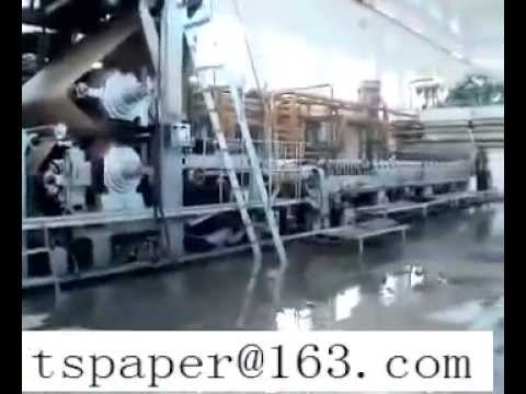 4600-700mpm Four Wire Test Liner Paper Machine