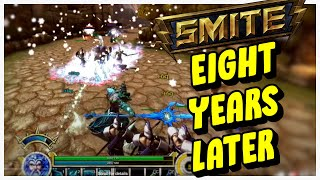 How Much Has Smite Changed In The Last 8 Years?