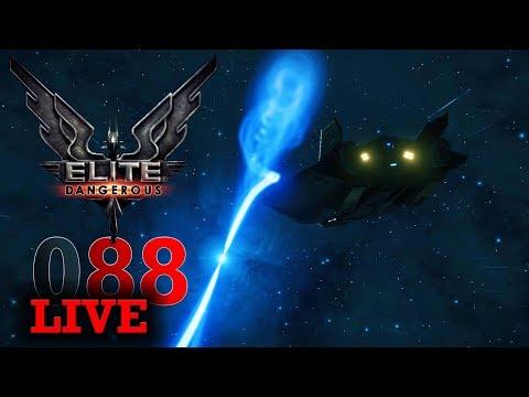 ELITE DANGEROUS 🚀 [088] Live 🚀 Let's Play Elite Dangerous Horizons German Gameplay