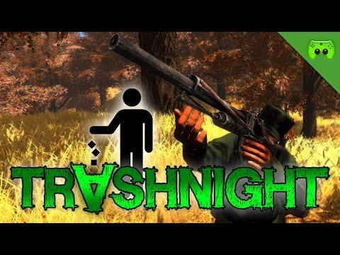 METATRON 🎮 Trashnight #165
