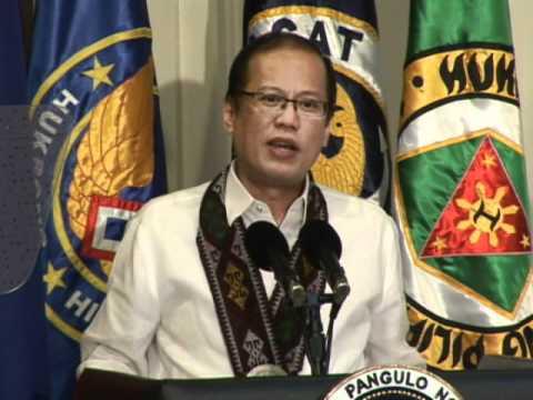 DND-OPA - Video - HE President Benigno S. Aquino III - DND Museum - 22 February 2011.wmv