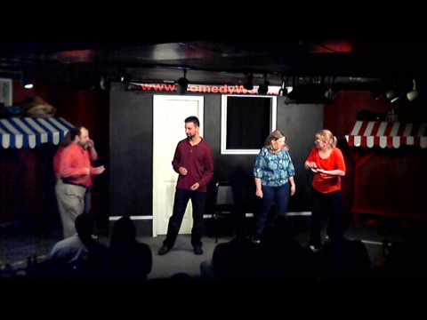 ESW At The Chicago/Raleigh Improv Festival (April 18th, 2014)