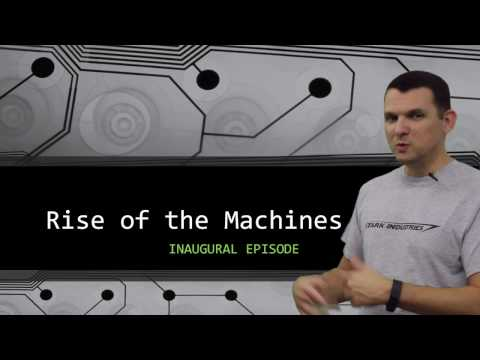 Rise of the Machines - Episode 1 - Kevin Warwick