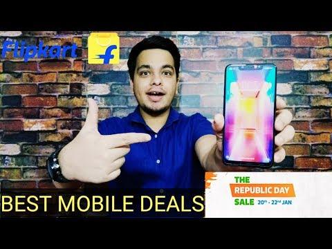 Flipkart Republic Day Sale 2019 | Best Smartphones Deals & Offers [Hindi]
