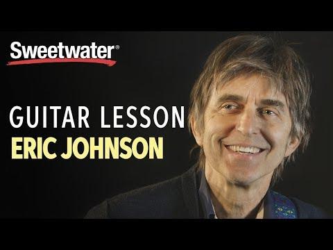 Eric Johnson Guitar Lesson