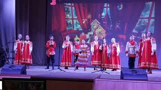 Концерт ДШИ Юрьев-Польский 20.12.2017