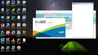 Arcgis Base Map Ekleme