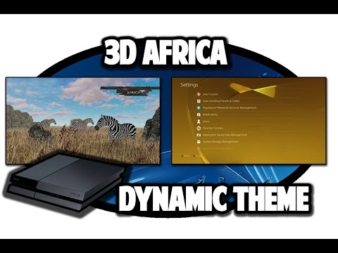 [ps4-themes]-3d-africa-dynamic-theme-video-in-60fps
