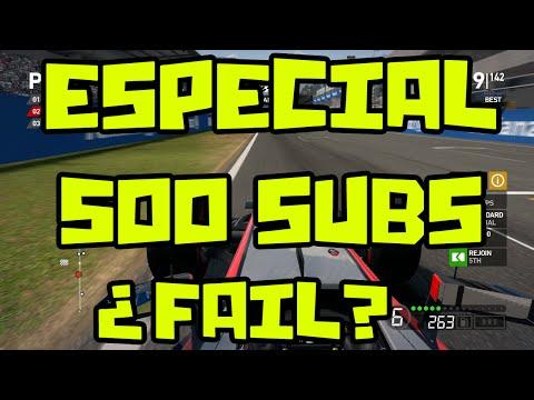 ESPECIAL 500 SUBS | CARRERA 200% ¿FAIL?