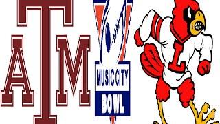 NCAA Football 2001 (PSX) Louisville vs Texas A&M
