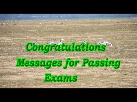 Congratulations For Passing Exams | Passing Exam Messages, Greetings, Quotes, Wishes,  Sms,