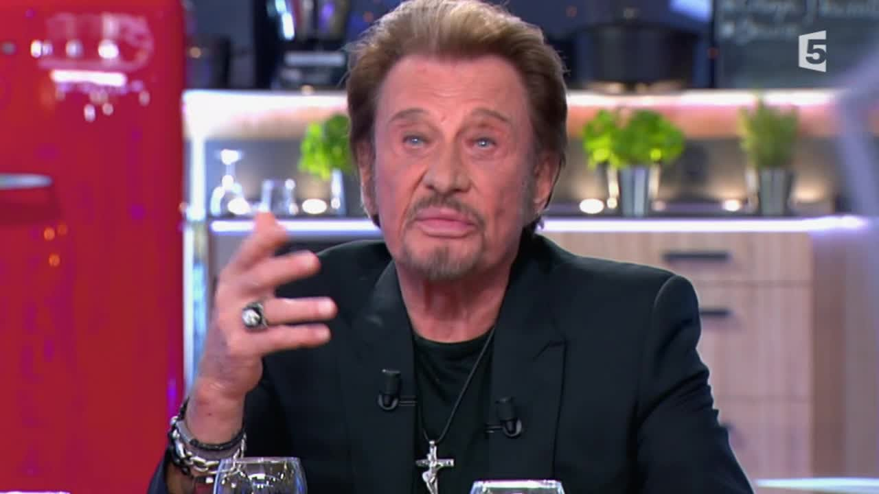 Rencontre johnny hallyday