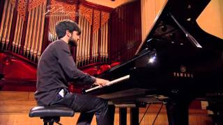 Luigi Carroccia – Prelude in G minor Op. 28 No. 22 (third stage)