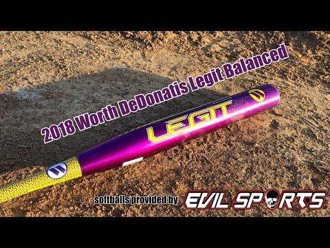 2018 Worth DeDonatis Legit Balanced USSSA (WJRHFU)