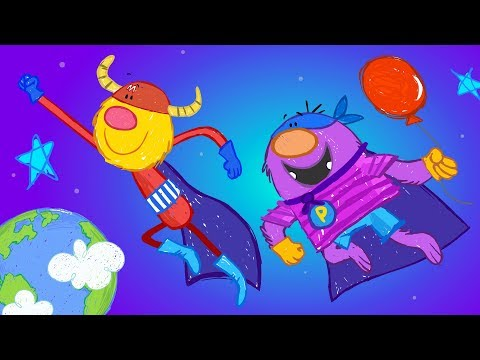 space-chase-|-captain-monsterica-and-purple-protector