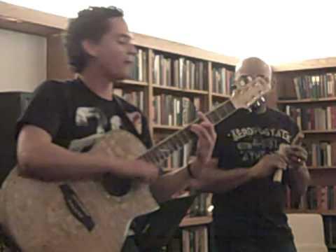 """Libre (Yasel & Alejandro) cantan """"Compay Gallo"""""""