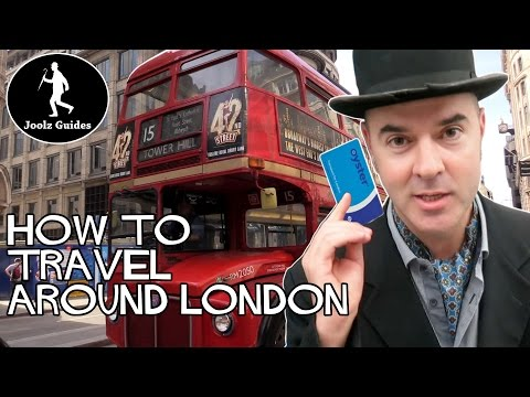 How To Travel Around London and Buy an Oyster Card - Importa