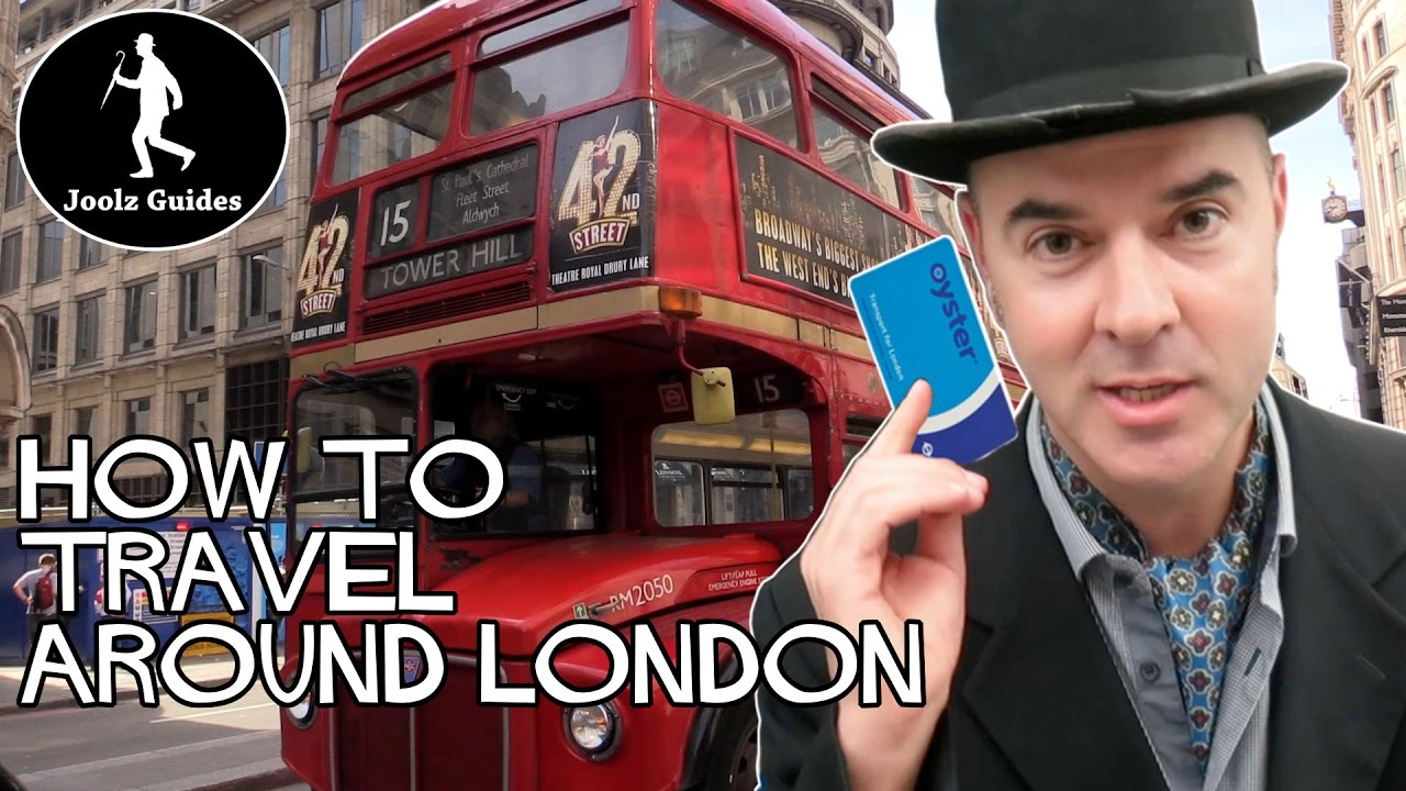 How To Travel Around London and Buy an Oyster Card - Important Tips!