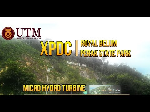 LOW COST MICRO HYDRO POWER GENERATION: A CROSS-FLOW TURBINE DEVELOPMENT