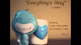 Everything's Okay - Lenka