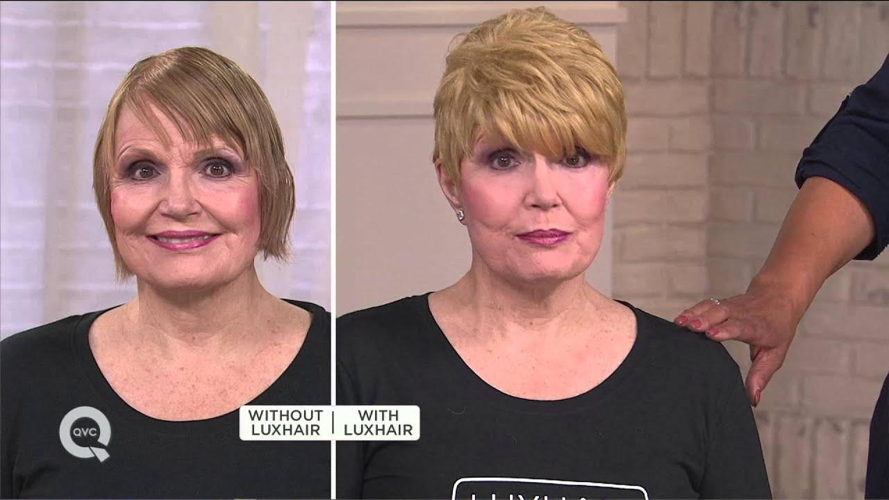 LUXHAIR NOW by Sherri Shepherd Textured Pixie Cut Wig with Leah Williams