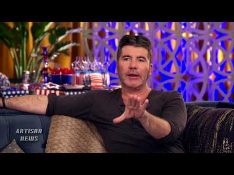 SIMON COWELL TALKS RETURN TO JUDGE SEAT FOR AMERICA'S GOT TALENT